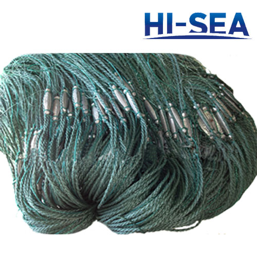 Three Layer Structure Fishing Net