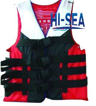 Floatation Foam Safety Marine Life Jacket: