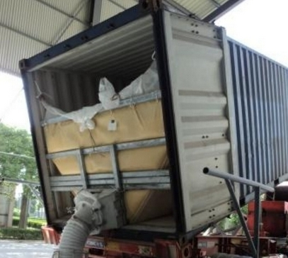Free-flowing Dry Bulk Container