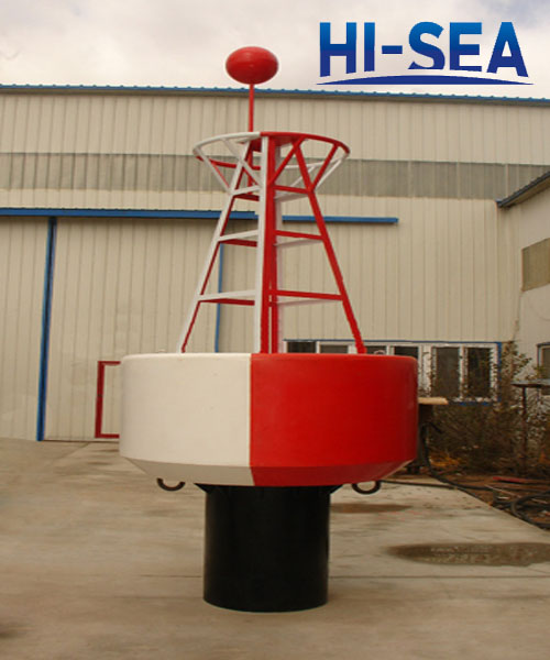 1500mm FRP Safe Water Marker Buoy