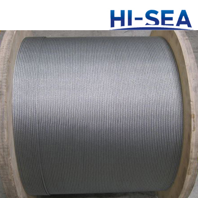1��7,1��19 Galvanized Aircraft Cable