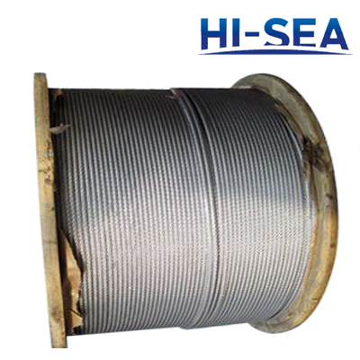 Galvanized Steel Wire Rope for Lock