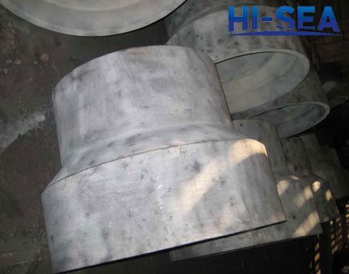 Gear Bushing for Offshore Equipment