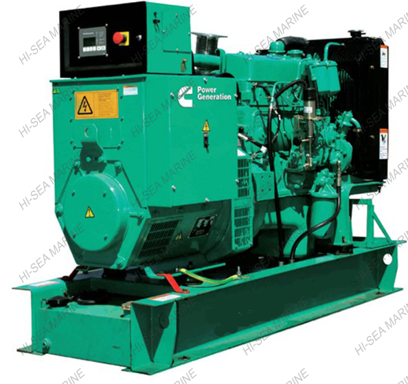 75KW Three-Phase Diesel Generator