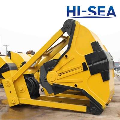 Heavy Duty Mechanical Grab