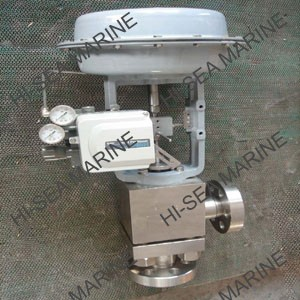 ZJHS Pneumatic High Pressure Angle Control Valve