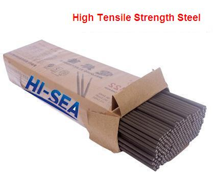 High Tensile Strength Steel Electrode