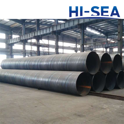 Hollow Section Steel Pile