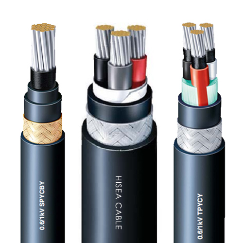 JIS C3410 Low Voltage Power Cable
