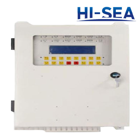 Marine Conventional Fire Alarm Control Panel