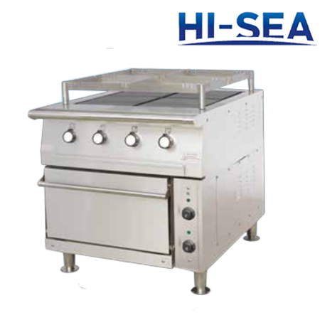 Marine Cooking Range (square hot plate)