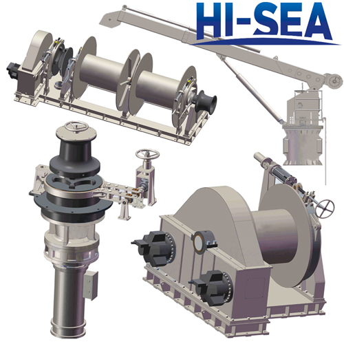 Marine Deck Equipment