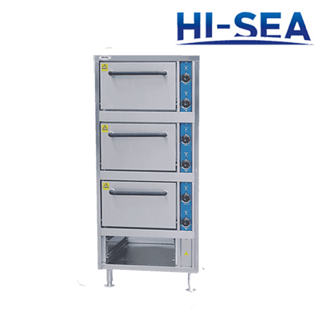 Marine Electric Deck Oven