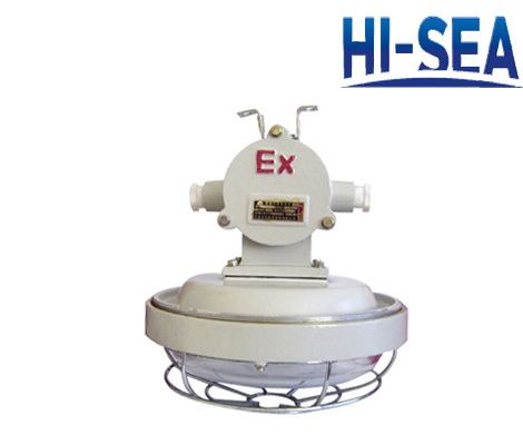 Explosion-proof Annular Fluorescent Light