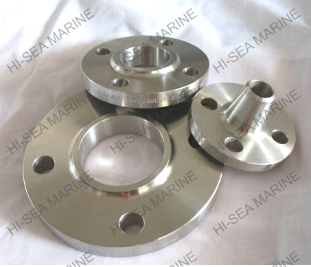 Marine forged flange