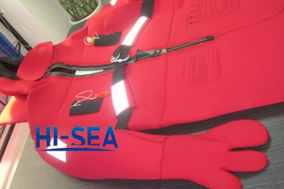 Marine Immersion Suit for Seaman