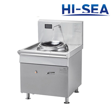 Marine Induction Range