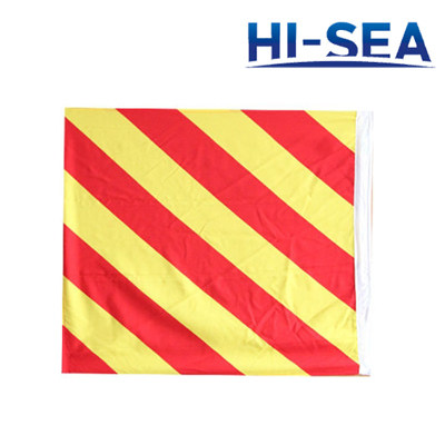 Marine International Signal Flag