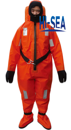 Marine Life-Saving Immersion Suit