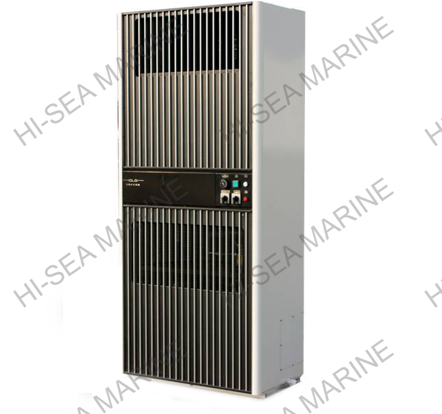 CLD-B Marine Low Noise Floor Mounted Air Conditioner