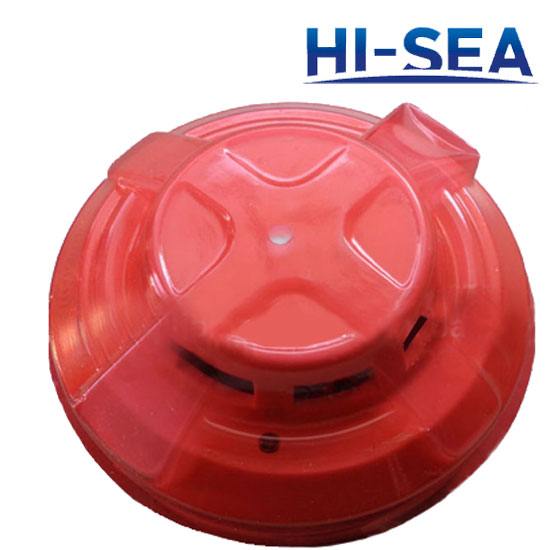 Marine Point Pattern Photoelectric Smoke Detector