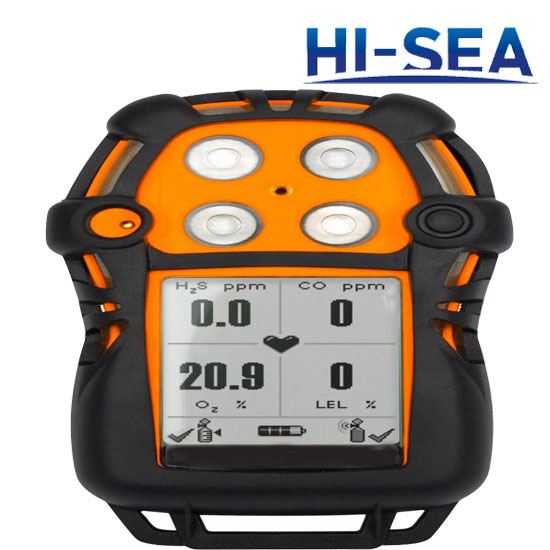 Portable Gas Detection Systems : Marine combustible gas fire detector supplier china