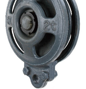 Marine Wire Rope Pulley Block