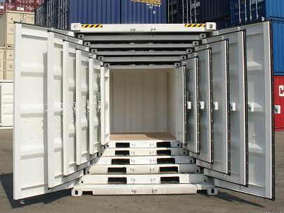 10ft Mini Cargo Container
