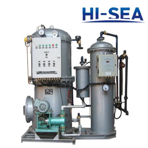 Oil Water Separator Plant