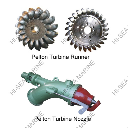 High Quality Pelton Turbine