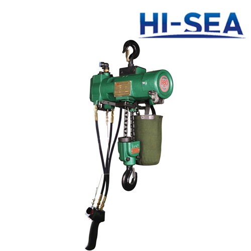 Pneumatic Chain Hoist