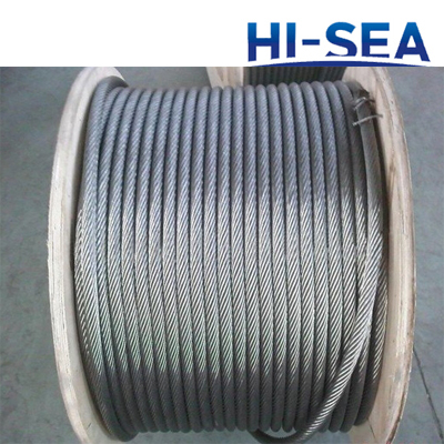 Point Line Contacted Steel Wire Rope