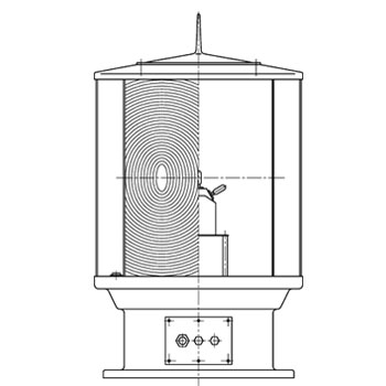 Aids to Navigation Revolving Light
