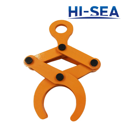 Round Steel Lifting Clamp