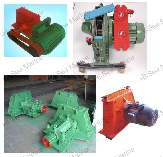 Sandblasters of Shot Blasting Machine