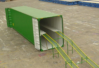 Shipping Container for Cars