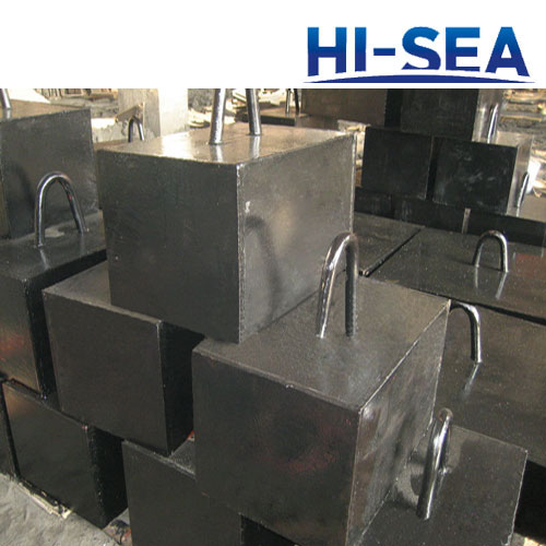 Steel Cased Concrete Sinker