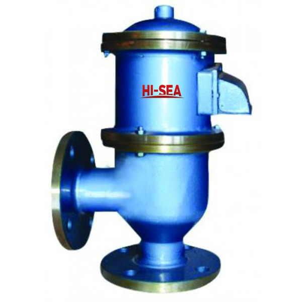 Suction Nozzle Flame Arrester Breather Valve