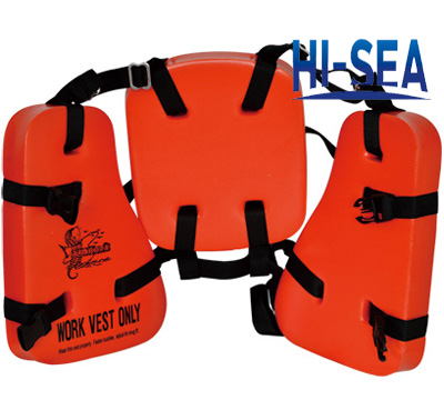 Three Piece Sea Working Life Jacket
